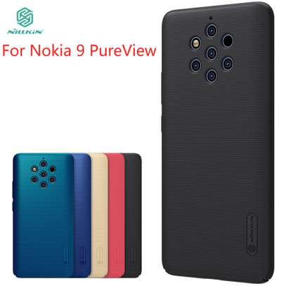 NILLKIN Super Frosted Shield Back Cover For Nokia Pureview image 2