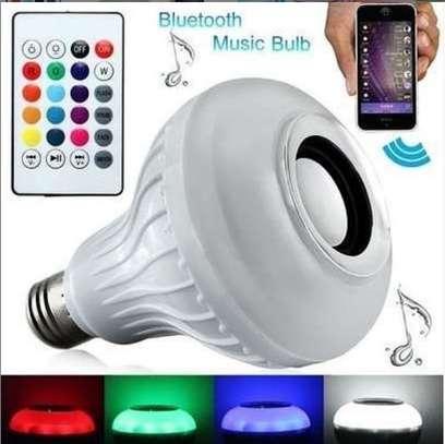 Bluetooth music bulb speaker image 1