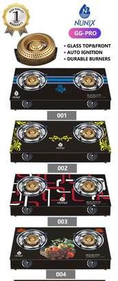 2 burner(Glass Top) image 1