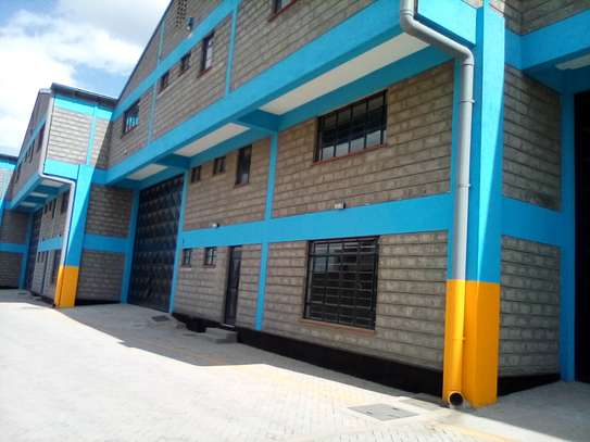 warehouse for rent in Mombasa Road image 1