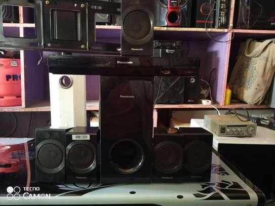 Panasonic home theater system image 1