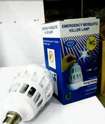 Mosquito Killer Bulb With Emergency Light image 1