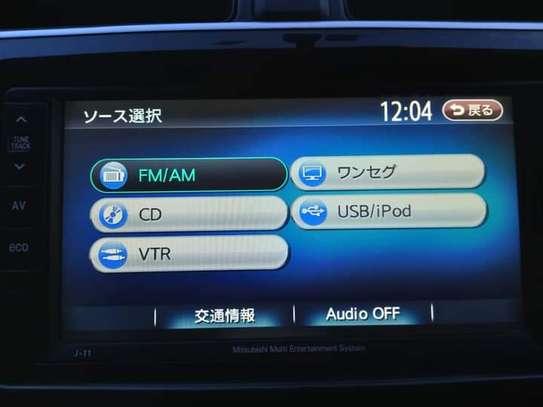 Mitsubishi Mirage 2013 image 8