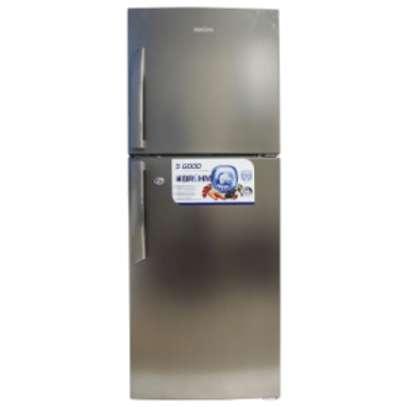 ,,Bruhm BRD-205TENI Frost Free Double Door Fridge, 216L image 1