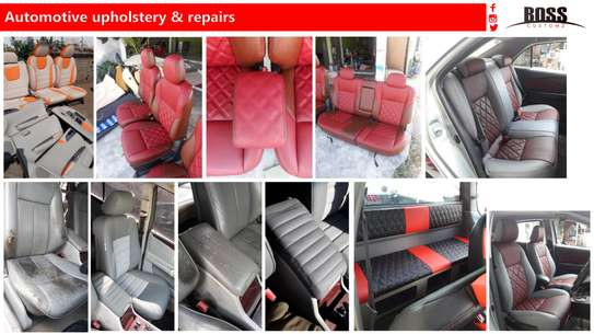 Boss Customz: Complete Interior Car Renew Upholstery image 3