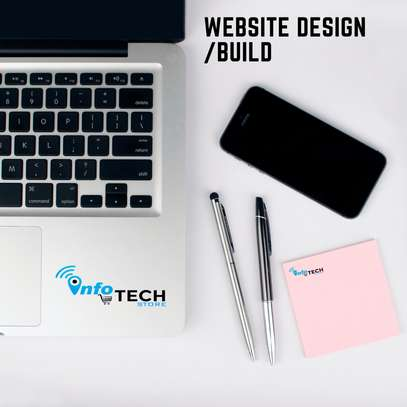 Website Design & Build image 1