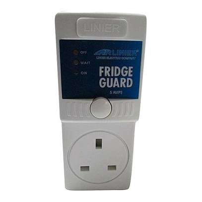 Great Quality Linier Fridge Guard Voltage stabilizer with free tv guard image 2