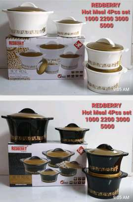 Redberry Hotmeal Hotpots image 1