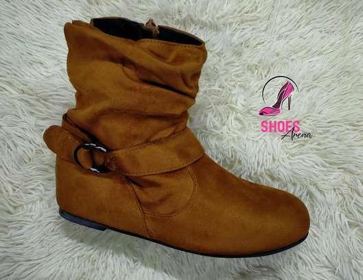 Flat boots image 5