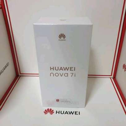 Huawei Nova 7i new 128gb 8gb ram 48mp camera- 1 year warranty image 2