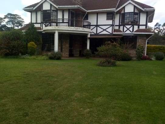 4 bedroom house for rent in Karen image 2