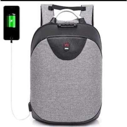 antitheft laptop bag with USB charging port