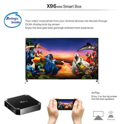 X96 Mini 4K Android Box 2gb RAM 16GB ROM image 4