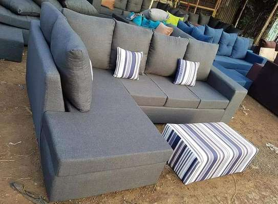 New L shape 6seater image 1