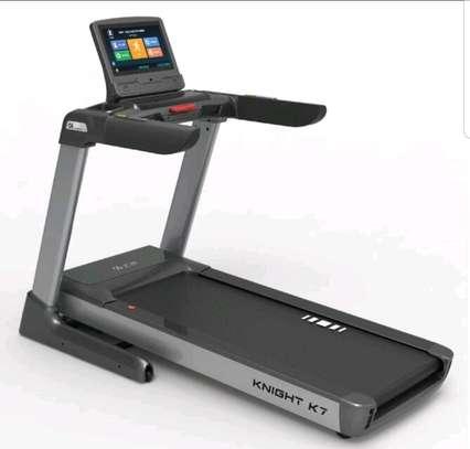 Semi - Commercial treadmill- knight k7 image 1
