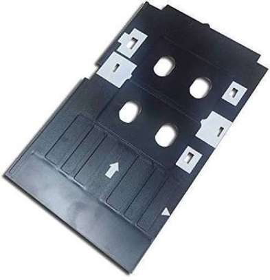 Card tray templates