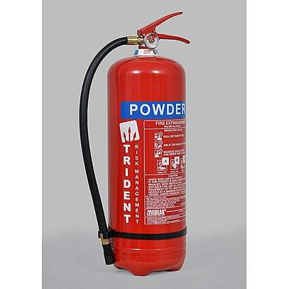 ABC 9kg Dry powder Fire Extinguisher cylinder