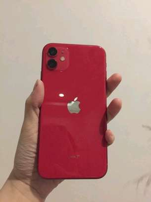 Apple Iphone 11 | 256 Gigabytes Product Red & Iwatch Series 3 image 4