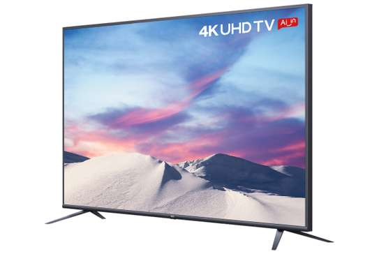 TCL 55 inches Q-LED Android Smart 4k Tvs 55C17 image 1