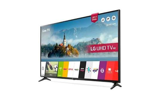 LG 43 Inch  4K UHD Smart Television LED Free Delivery image 1