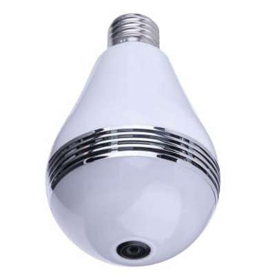 LED BULB CAMERA WITH WIFI HOME SECURITY CAMERA image 1