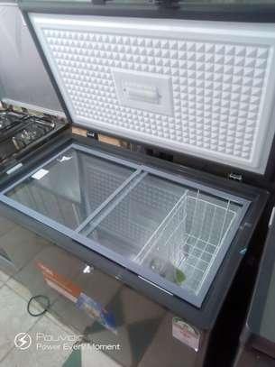 Von showcase 216litres Freezer