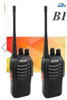 Baofeng BF 888S Walkie talkie Radio Comunicador UHF Two Way Radios (two piece) image 1