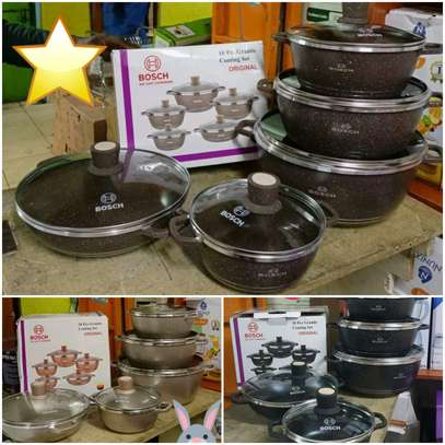 Bosch granite Cookware on offer image 1