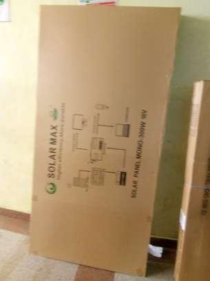 Solar pannel 150 watts 12 v image 1