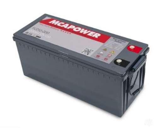 200AH Solar Battery image 1