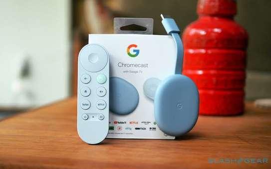 Chromecast with google Tv image 3