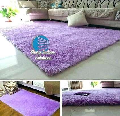5*8 fluffy carpets image 5
