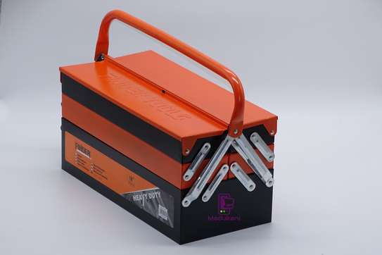 Finder 18 inch Heavy Duty Cantilever Toolbox image 1