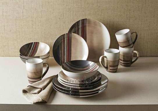 24pcs Ceramic Dinner Set/Pbz image 1