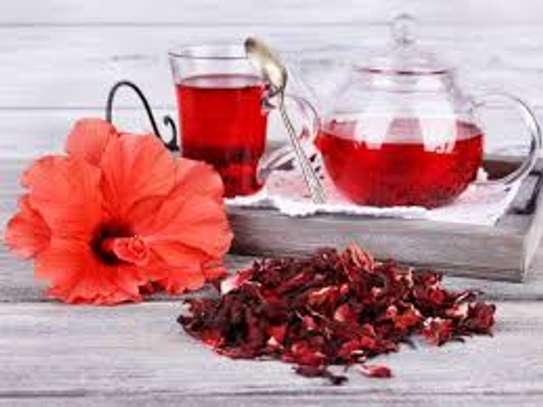 Hibiscus Tea: Improve your digestion, lower your blood pressure and boost your Immunity - all at once!! image 1