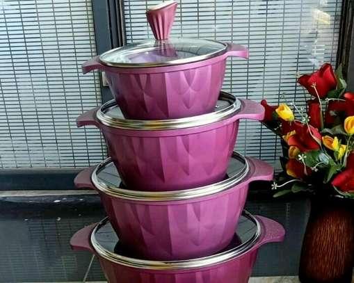 10pcs cookware set image 2