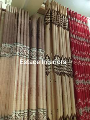 Shades of Brown Curtains and Sheers image 10