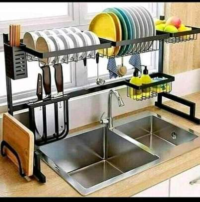 Over the sink dishrack/Dish drainer/Over the sink dish drainer image 2