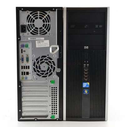 HP Elite Tower Intel Core i5 Graphics 2Gb image 2