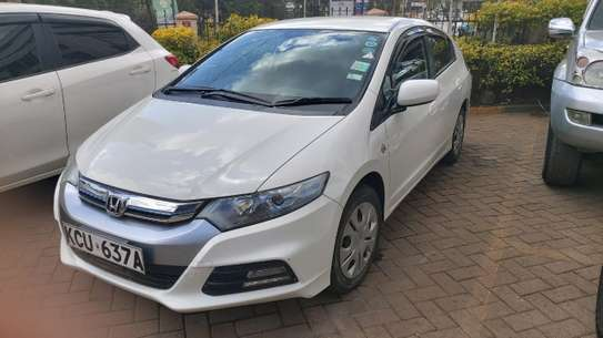 Honda Insight for Hire