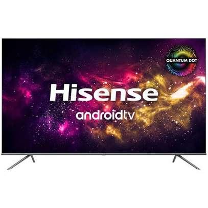 Hisense 65 inch Android UHD-4K Smart Digital TVs image 1