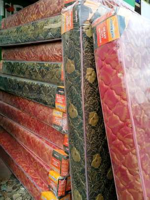 5 by 6 Quilted HD Mattresses in Mombasa. Free Home Delivery! image 5
