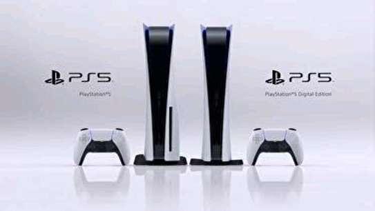 PS5 New plus FIFA 21 image 1