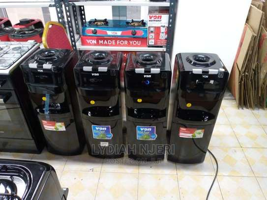 Hot and Cold Dispenser image 1