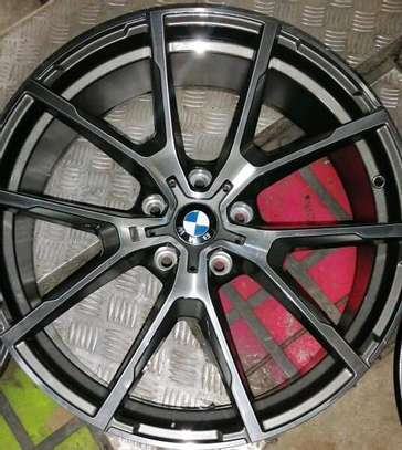 Size 20 rims for BMW and Range Rover image 2