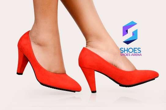 Elegant Comfy Heels image 8
