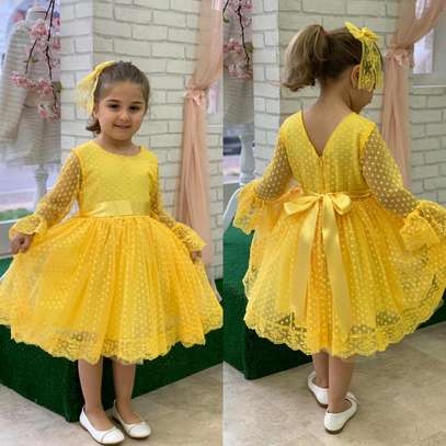 Young girls /kids fancy dresses image 3