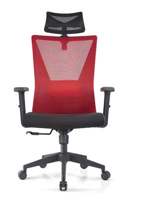 Posture Friendly Executive High back mesh chairs image 3