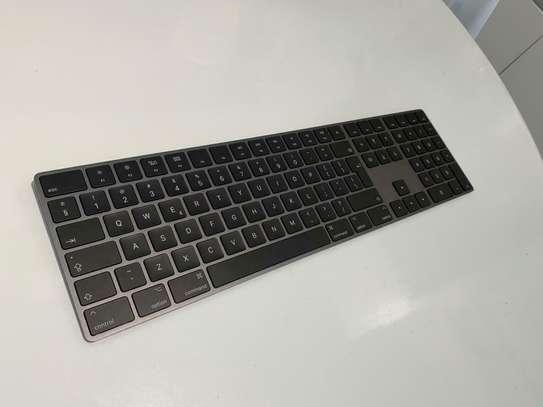 Magic Keyboard with Numeric Keypad - Space Grey