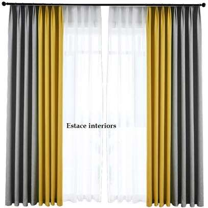 beautiful CURTAINS AND SHEERS BEST FOR YOUR  ROOM image 4